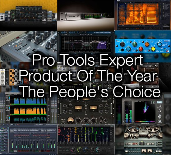 Pro Tools Expert - Maag Audio Product of the Year 2013